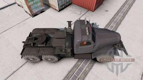 ZIL 157В para American Truck Simulator