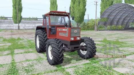 Fiatagri 115-90 DT para Farming Simulator 2017