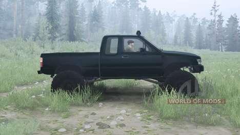 Toyota Hilux para Spintires MudRunner