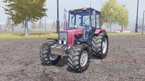 MTZ 920.2 para Farming Simulator 2013