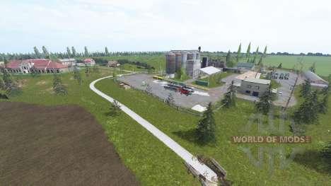 Euro Farms para Farming Simulator 2017