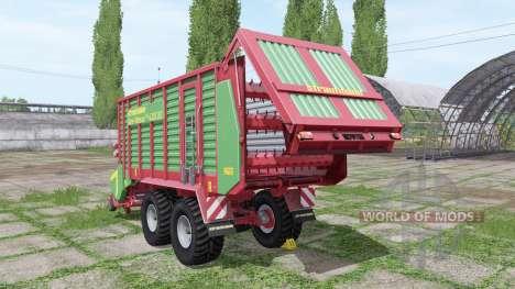 Strautmann Tera-Vitesse CFS 4201 DO v2.1.1.1 para Farming Simulator 2017