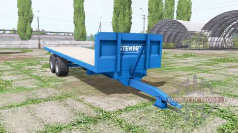 Stewart GX 15 FT para Farming Simulator 2017