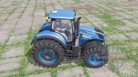 New Holland T7.315 para Farming Simulator 2017