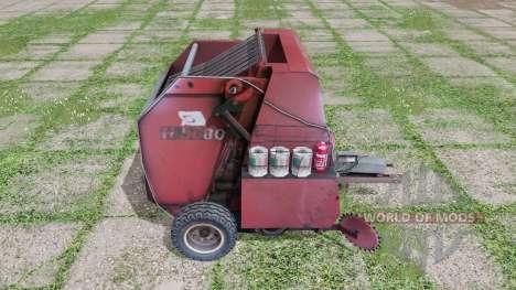 Hesston 5580 para Farming Simulator 2017