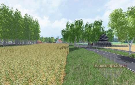 Lauenstein para Farming Simulator 2015