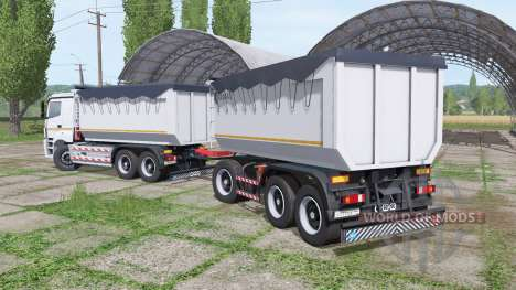 KAMAZ 6580 para Farming Simulator 2017