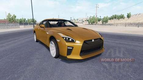 Nissan GT-R para American Truck Simulator