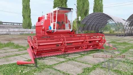 Bizon Gigant Z083 para Farming Simulator 2017