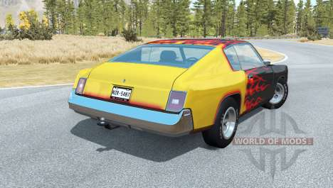 Gavril Barstow Pinstow para BeamNG Drive