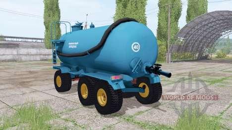 Mzht 16 para Farming Simulator 2017
