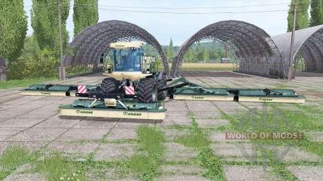 Krone BiG M 500 para Farming Simulator 2017
