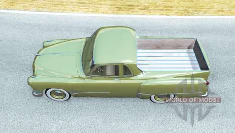 Burnside Special utility para BeamNG Drive