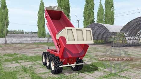 Beco Maxxim 300 para Farming Simulator 2017