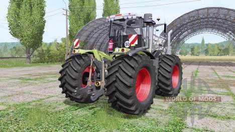 CLAAS Xerion 3800 para Farming Simulator 2017