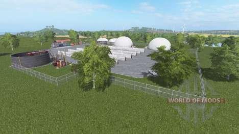 Giants Island 2009 para Farming Simulator 2017