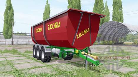 Zaccaria ZAM 200 DP8 Super Plus para Farming Simulator 2017