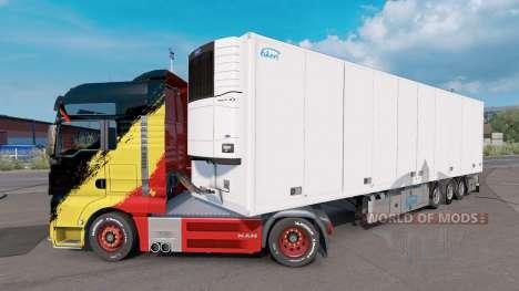 Ekeri Trailer para Euro Truck Simulator 2