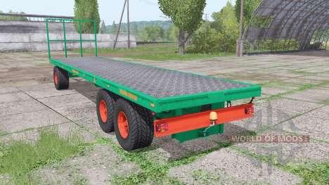 Aguas-Tenias PGRAT para Farming Simulator 2017