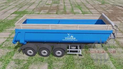 Tonar 9523 para Farming Simulator 2017