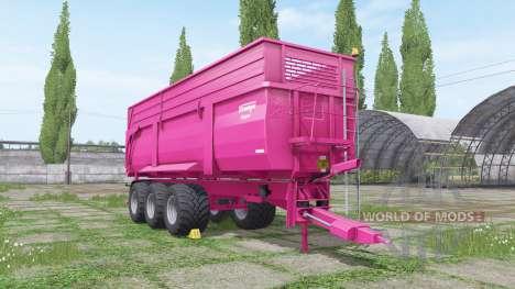 Krampe Big Body 900 para Farming Simulator 2017