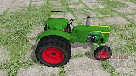 Deutz D 40S para Farming Simulator 2017
