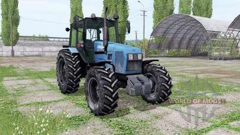 MTZ 1221.2 trópico para Farming Simulator 2017