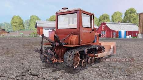DT 75 para Farming Simulator 2015