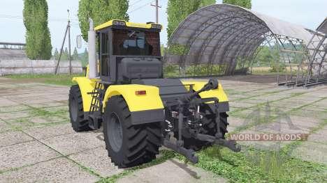 Kirovets K 744Р4 para Farming Simulator 2017