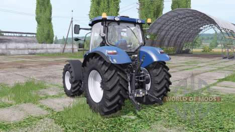 New Holland T6.160 para Farming Simulator 2017