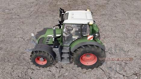 Fendt 718 Vario SCR para Farming Simulator 2015