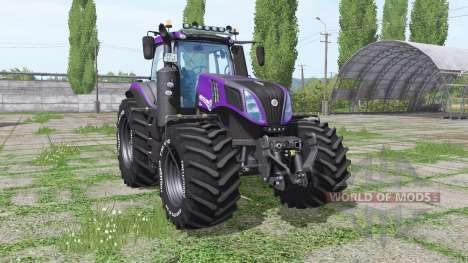 New Holland T8.420 para Farming Simulator 2017