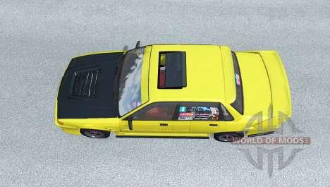 Ibishu Pessima JDM D1 para BeamNG Drive
