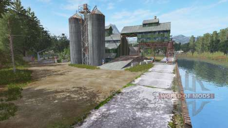 The Old Stream Farm para Farming Simulator 2017