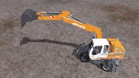 ATLAS 1304 para Farming Simulator 2015