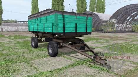 BSS P 93 SH para Farming Simulator 2017