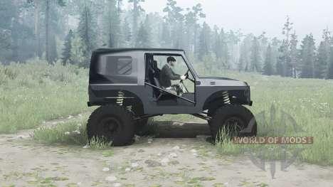 Suzuki Samurai para Spintires MudRunner