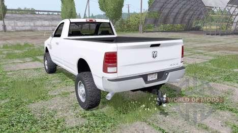 Dodge Ram para Farming Simulator 2017