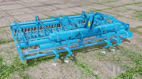 LEMKEN Kompaktor S400 GAM para Farming Simulator 2017