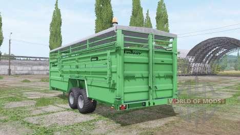 Pirnay V14H para Farming Simulator 2017