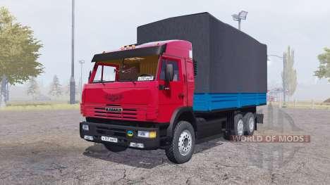 KAMAZ 6511 para Farming Simulator 2013