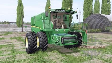 John Deere S690 para Farming Simulator 2017