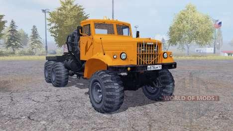 KrAZ 258 para Farming Simulator 2013