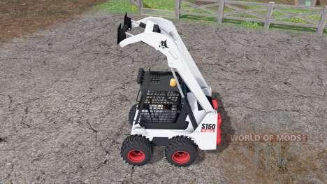 Bobcat S160 para Farming Simulator 2015