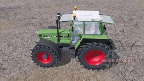 Fendt Favorit 615 LSA para Farming Simulator 2013