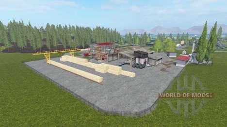 Irgendwo in Thuringen para Farming Simulator 2017