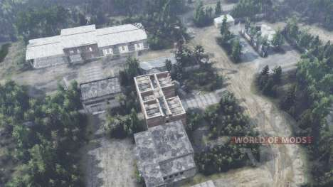 Shadow of Chernobyl v1.2 para Spin Tires
