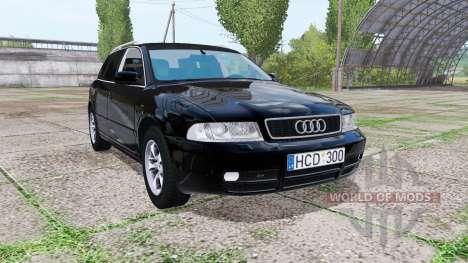 Audi A4 Avant (B5) 2001 para Farming Simulator 2017