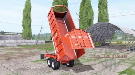 Larrington Majestic para Farming Simulator 2017