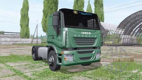 Iveco Stralis para Farming Simulator 2017